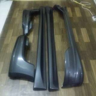 Bodykit swift oem 2013