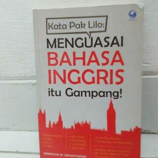 buku menguasi bahasa inggris