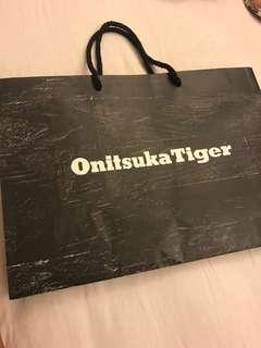 Onitsuka Paper Bag