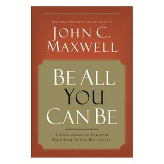 [eBook] Be All You Can Be - John Maxwell