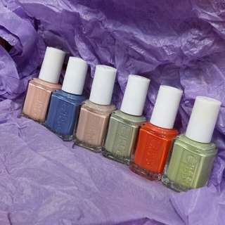 essie nail polish 13.5ml EA