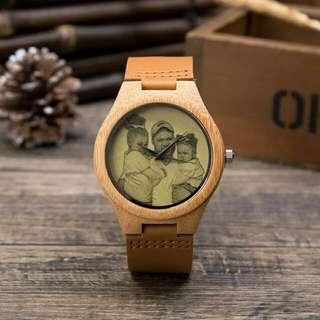 Jam tangan custom