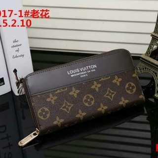 Louis vuitton wallet and belt