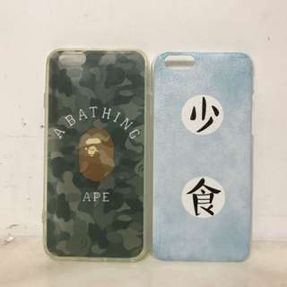 Iphone case $15 for one