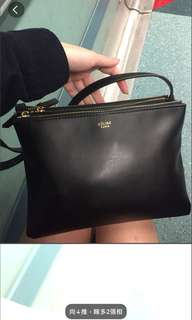 celine trio bag
