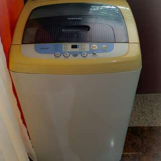Samsung automatic washing machine 7kg