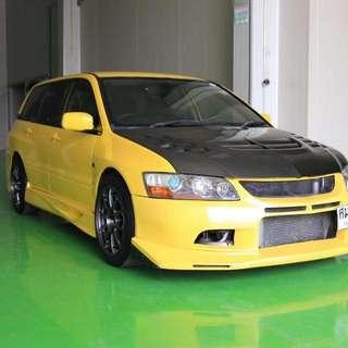 Mitsubishi Evolution 9 Wagon