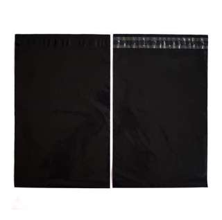 [INS] Black Polymailer