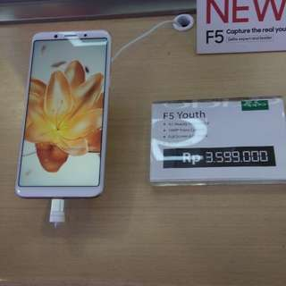 Oppo f5 youth bsa kredit