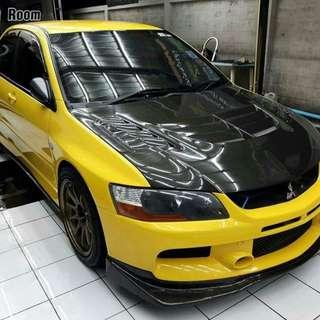 Mitsubishi Evolution 9MR