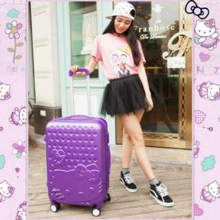 Hello kitty 2pcs luggage