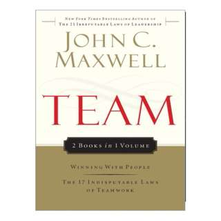 [eBook] Maxwell 2 in 1 - Winning With People - John Maxwell