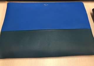 Celine Bi color solo pouch