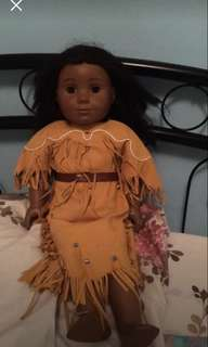 American girl doll Kaya