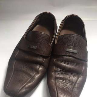 Preloved sepatu bally uk 43