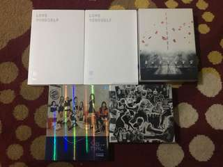 [WTS] BTS - TWICE - WINNER