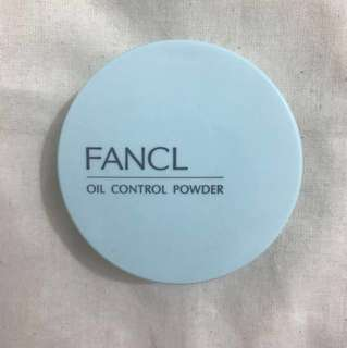 Fancl Powder Case