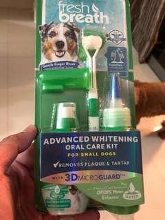 Fresh breath for dogs