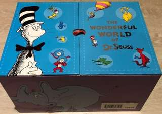 The Wonderful World of Dr Seuss Hardcover
