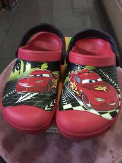 Crocs Lightning McQueen Special Edition, Red Size 12 C 13