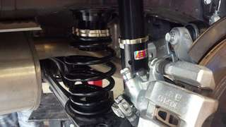 Honda Civic- BCBR coilover -From FD2