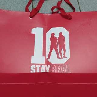Stayreal 紙袋