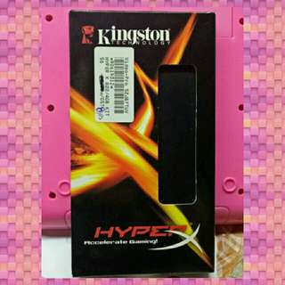 Kingston HyperX 4GB 100% Virgin brand new!