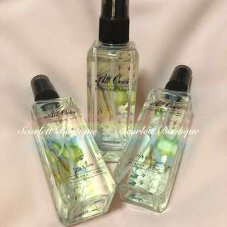 S1003 Missha All Over Perfume Mist #Pear & Rose