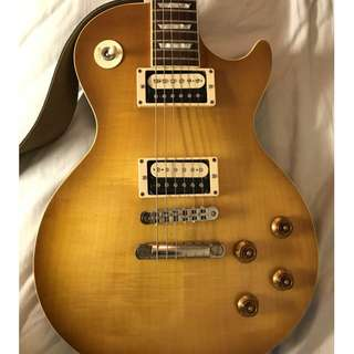 80s/90s MIJ Burny Les Paul (Super Grade)