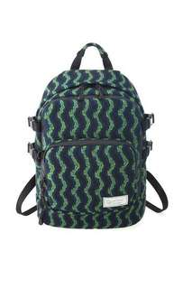 Marc by Marc Jacobs Spring 2015 Printed Neoprene D-Lux Backpack