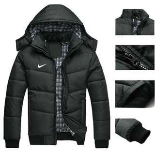 Jaket wp anthem black nike