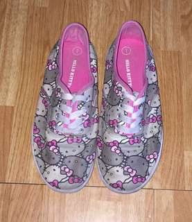 Authentic Hello Kitty shoes