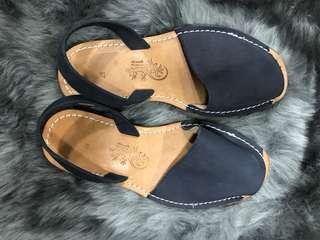Natural Menorca Sandals - Brand New