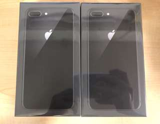 iPhone 8 Plus 64gb Space Gray 太空灰
