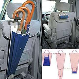 CAR UMBRELLA HOLDER