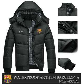 Jaket wp anthem black barcelona