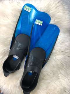 Subea Decathlon Flippers for Snorkeling - Brand New