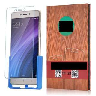 Xiao Mi 紅米4X 2張 鋼化保護貼