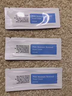 Cosrx PHA moisture renewal power cream sampler