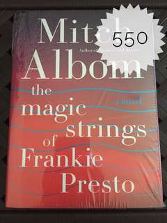 The Magic Strings of Frankie Presto - Mitch Albom