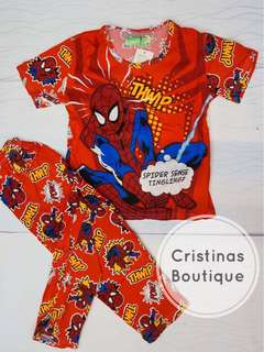 Spiderman Sleepwear Set
