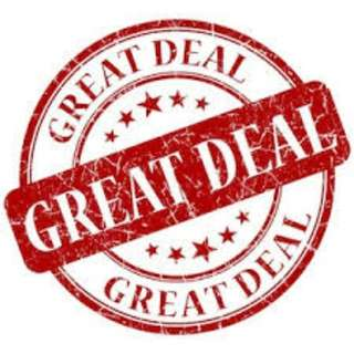 Want to get a better deal?