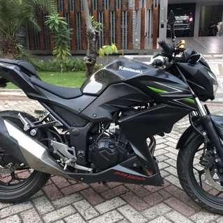 Kawasaki NINJA Z250 fi 2013 ISTIMEWA No cbr, r25, xabre, vision, r15, ducati