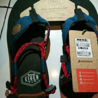 Sandal Eiger Trocadero Lumberjack