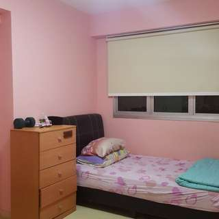 Common bedroom for rent (FEMALE ONLY)