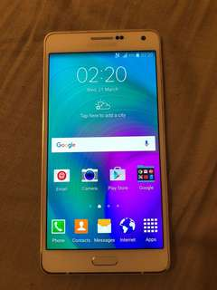 Samsung A700YD 99% new only handset