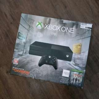 1TB Xbox One + Division (Tom Clancy's)