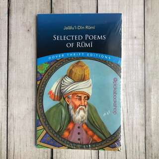 Selected Poems of Rumi -  Jelaludin Rumi