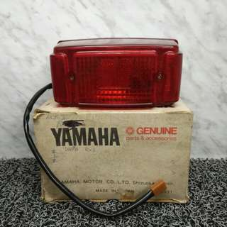 TAIL LAMP YAMAHA RXS RXK