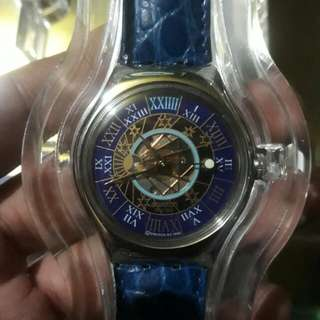 Jam Swatch Automatic Platinum